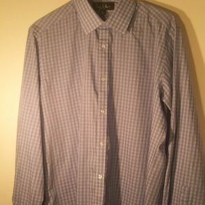 Nicole Miller Mens button up